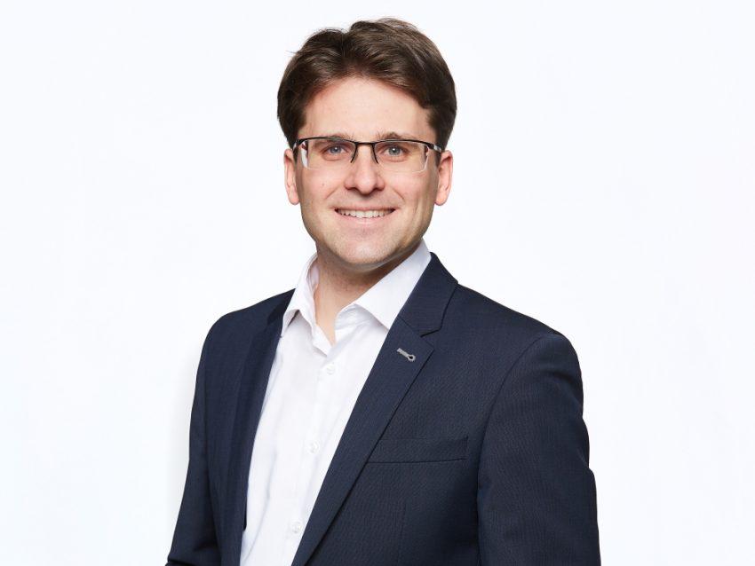 Unser Oberbürgermeisterkandidat Florian Hartmann